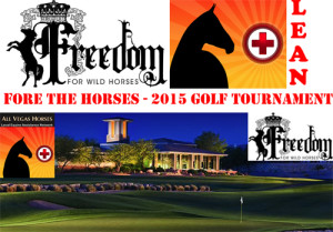 Our biggest fundraiser of the year was a smashing success at TPC Las Vegas, raising over $12K!